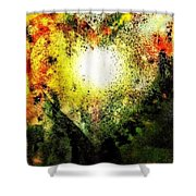 Issues Of The Heart Shower Curtain