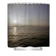 Istanbul Dusk Shower Curtain