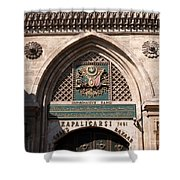 Istanbul Grand Bazaar 01 Shower Curtain