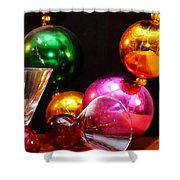It Carnival Time Shower Curtain