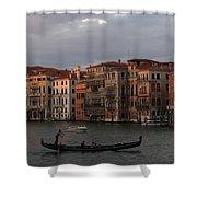 Italian Evening Shower Curtain