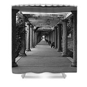 Italian Garden Shower Curtain
