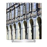 Italian Portici Shower Curtain