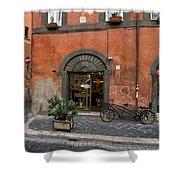 Italian Style Shower Curtain