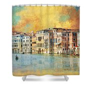Italy 02 Shower Curtain