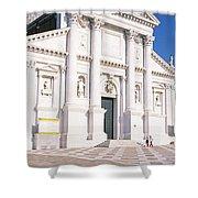 Italy, Venice, San Giorgio Shower Curtain