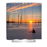 Its A New Day Shower Curtain