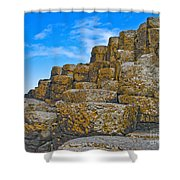 It's A Small Step For Giants Shower Curtain