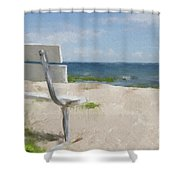 It's All Yours Shower Curtain