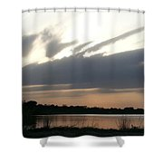 It's Cold Up There Shower Curtain