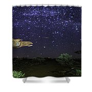 Its Made Of Stars Shower Curtain