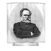 Ivan Pavlov (1849-1936) Shower Curtain