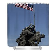 Iwo Shower Curtain