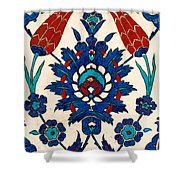Iznik 03 Shower Curtain