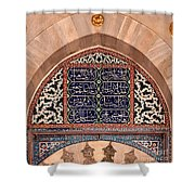Iznik 05 Shower Curtain