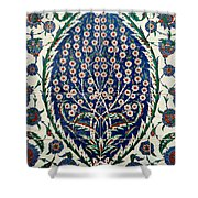 Iznik 07 Shower Curtain