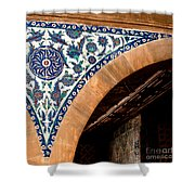 Iznik 17 Shower Curtain