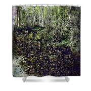 Jack Kell's Woods Shower Curtain