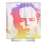 Jack Nicholson - 2 Shower Curtain