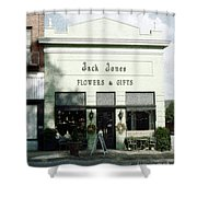 Jack's Place Shower Curtain