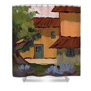 Jacques Farm In Provence Shower Curtain
