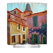 Jacques House Shower Curtain
