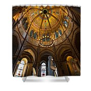James A Garfield Monument Shower Curtain