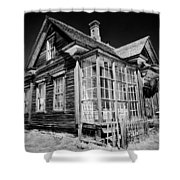 James Cain House Shower Curtain