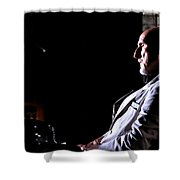 James Cromwell As Dr Arthur Arden @ Tv Serie American Horror Story Asylum Shower Curtain