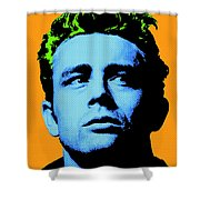 James Dean 004 Shower Curtain
