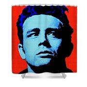 James Dean 005 Shower Curtain