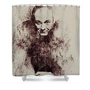 James Gandolfini Shower Curtain
