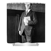 James Rowland Angell Shower Curtain