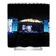 Jamfest Shower Curtain