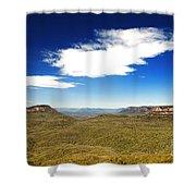 Jamison Valley Shower Curtain