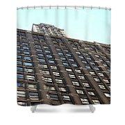 Jammer Architecture 006 Shower Curtain