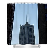 Jammer Architecture 013 Shower Curtain