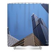 Jammer Chicago 004 Shower Curtain