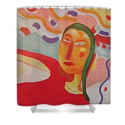 Jane Shower Curtain