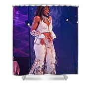 Janet Jackson-03 Shower Curtain