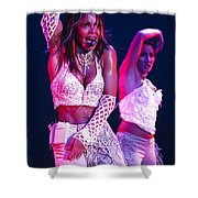 Janet Jackson-05 Shower Curtain