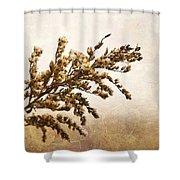 Janice Joplin Shower Curtain