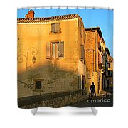 The Lady Of Limoux Shower Curtain
