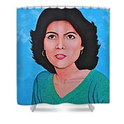 Jasmina Shower Curtain