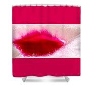 Jasmine Kiss Shower Curtain