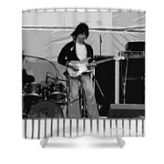 Jb #15 Enhanced Shower Curtain
