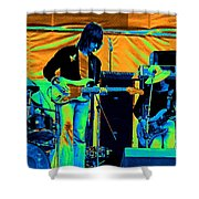 Jb #28 Enhanced Shower Curtain