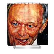 Jean Chretien Shower Curtain