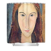 Jeanne Hebuterne Shower Curtain