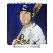 Jedd Gyorko Shower Curtain
